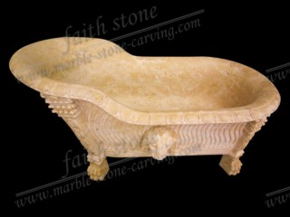 Stone Bathtub